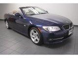 2011 Deep Sea Blue Metallic BMW 3 Series 335i Convertible #72826831