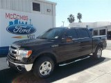 2013 Kodiak Brown Metallic Ford F150 XLT SuperCrew #72826652