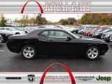 2013 Pitch Black Dodge Challenger SXT #72826896