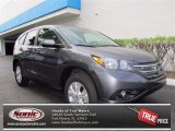 2012 Polished Metal Metallic Honda CR-V EX #72826544