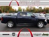 2012 True Blue Pearl Dodge Ram 1500 Express Crew Cab 4x4 #72826880