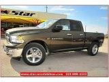 2012 Sagebrush Pearl Dodge Ram 1500 Lone Star Quad Cab #72826814