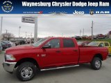 2012 Flame Red Dodge Ram 3500 HD ST Crew Cab 4x4 #72826737