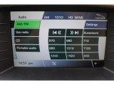 2010 Jaguar XK XK Convertible Audio System