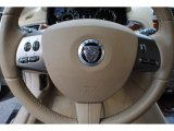 2010 Jaguar XK XK Convertible Steering Wheel