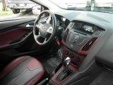 2012 Ford Focus SE Sport Sedan Dashboard