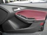 2012 Ford Focus SE Sport Sedan Door Panel