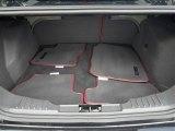 2012 Ford Focus SE Sport Sedan Trunk
