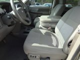 2008 Dodge Ram 3500 SLT Mega Cab 4x4 Dually Khaki Interior