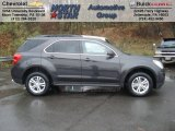 2013 Tungsten Metallic Chevrolet Equinox LT AWD #72867836