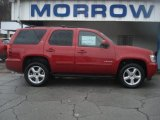 2013 Crystal Red Tintcoat Chevrolet Tahoe LT 4x4 #72867768