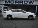 2013 Snow White Pearl Kia Optima SX Limited #72867767