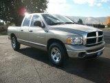 2005 Light Almond Pearl Dodge Ram 1500 SLT Quad Cab #72868093