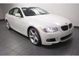 2013 Mineral White Metallic BMW 3 Series 335i Coupe #72867962