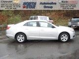 2013 Silver Ice Metallic Chevrolet Malibu LS #72867818