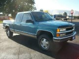 1997 Chevrolet C/K K1500 Extended Cab 4x4 Data, Info and Specs
