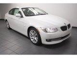 2013 Mineral White Metallic BMW 3 Series 328i Coupe #72867958