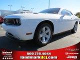 2013 Bright White Dodge Challenger SXT #72867797