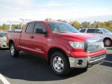 2011 Radiant Red Toyota Tundra SR5 Double Cab 4x4 #72868006