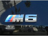 BMW M6 2006 Badges and Logos