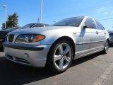 2004 Titanium Silver Metallic BMW 3 Series 330i Sedan #72868066