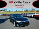 2012 Attitude Black Metallic Toyota Camry Hybrid XLE #72867934