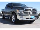 2010 Mineral Gray Metallic Dodge Ram 1500 Lone Star Crew Cab #72868133