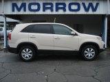 2011 White Sand Beige Kia Sorento LX AWD #72867774