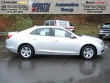 2013 Silver Ice Metallic Chevrolet Malibu LT #72867839