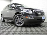2009 Carbon Black Metallic Buick Enclave CXL AWD #72902854