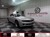 2012 Silver Ice Metallic Chevrolet Camaro LS Coupe #72902509