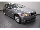 2010 Space Gray Metallic BMW 3 Series 328i Sedan #72902850