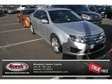 2010 Brilliant Silver Metallic Ford Fusion Sport #72902426