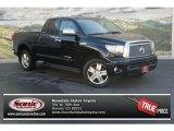 2010 Black Toyota Tundra Limited Double Cab 4x4 #72902423