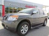 2012 Smoke Gray Nissan Armada SV #72902746