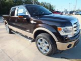 2013 Kodiak Brown Metallic Ford F150 King Ranch SuperCrew 4x4 #72903004