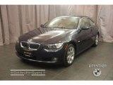2007 Monaco Blue Metallic BMW 3 Series 328xi Coupe #7278929