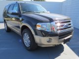 2013 Tuxedo Black Ford Expedition King Ranch 4x4 #72902652