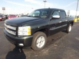 2013 Fairway Metallic Chevrolet Silverado 1500 LTZ Crew Cab 4x4 #72902831