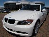 2008 Alpine White BMW 3 Series 328i Sedan #7288980