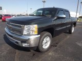 2013 Fairway Metallic Chevrolet Silverado 1500 LT Crew Cab 4x4 #72902829