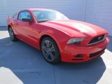 2013 Race Red Ford Mustang V6 Coupe #72902648