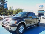 2013 Kodiak Brown Metallic Ford F150 Lariat SuperCab #72902552