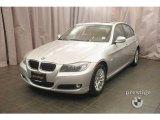 2009 Titanium Silver Metallic BMW 3 Series 328xi Sedan #7278934