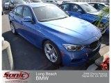 2013 Estoril Blue BMW 3 Series 328i Sedan #72902714
