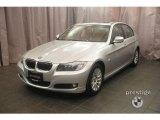 2009 Titanium Silver Metallic BMW 3 Series 328xi Sedan #7278937