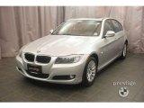 2009 Titanium Silver Metallic BMW 3 Series 328xi Sedan #7278940