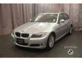 2009 Titanium Silver Metallic BMW 3 Series 328xi Sedan #7278936