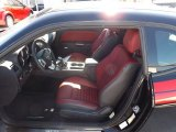 2013 Dodge Challenger R/T Classic Radar Red/Dark Slate Gray Interior
