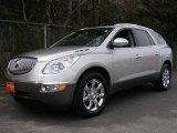 2008 Platinum Metallic Buick Enclave CXL AWD #7286057